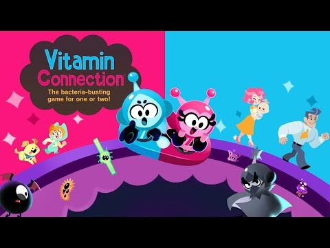 Vitamin Connection Review | Story | Gameplay