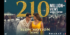 Slow Motion Lyrics - Salman Khan | Bharat