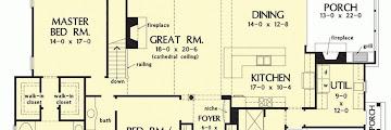 Walkout Basement Floor Plans Ranch
