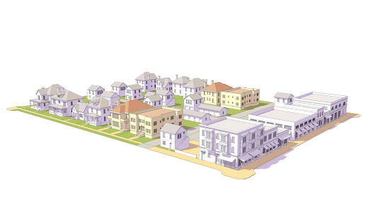 How does Missing Middle Housing Fit Within Walkable Communities? | Opticos Design, Inc.