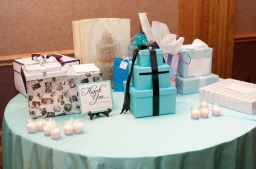 Customized Wedding Gift box Create your own by using hat boxes