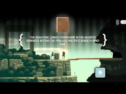 Superbrothers: Sword & Sworcery EP Game Play