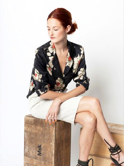 Le Fashion Blog 15 Ways To Wear Floral Prints Taylor Tomasi Hill Street Style Equipment Shirt White Skirt Sandals Via Garance Dore photo 15-Ways-To-Wear-Floral-Prints-Taylor-Tomasi-Hill-Street-Style-Equipment-Shirt-White-Skirt-Sandals-Via-Garance-Dore.jpg
