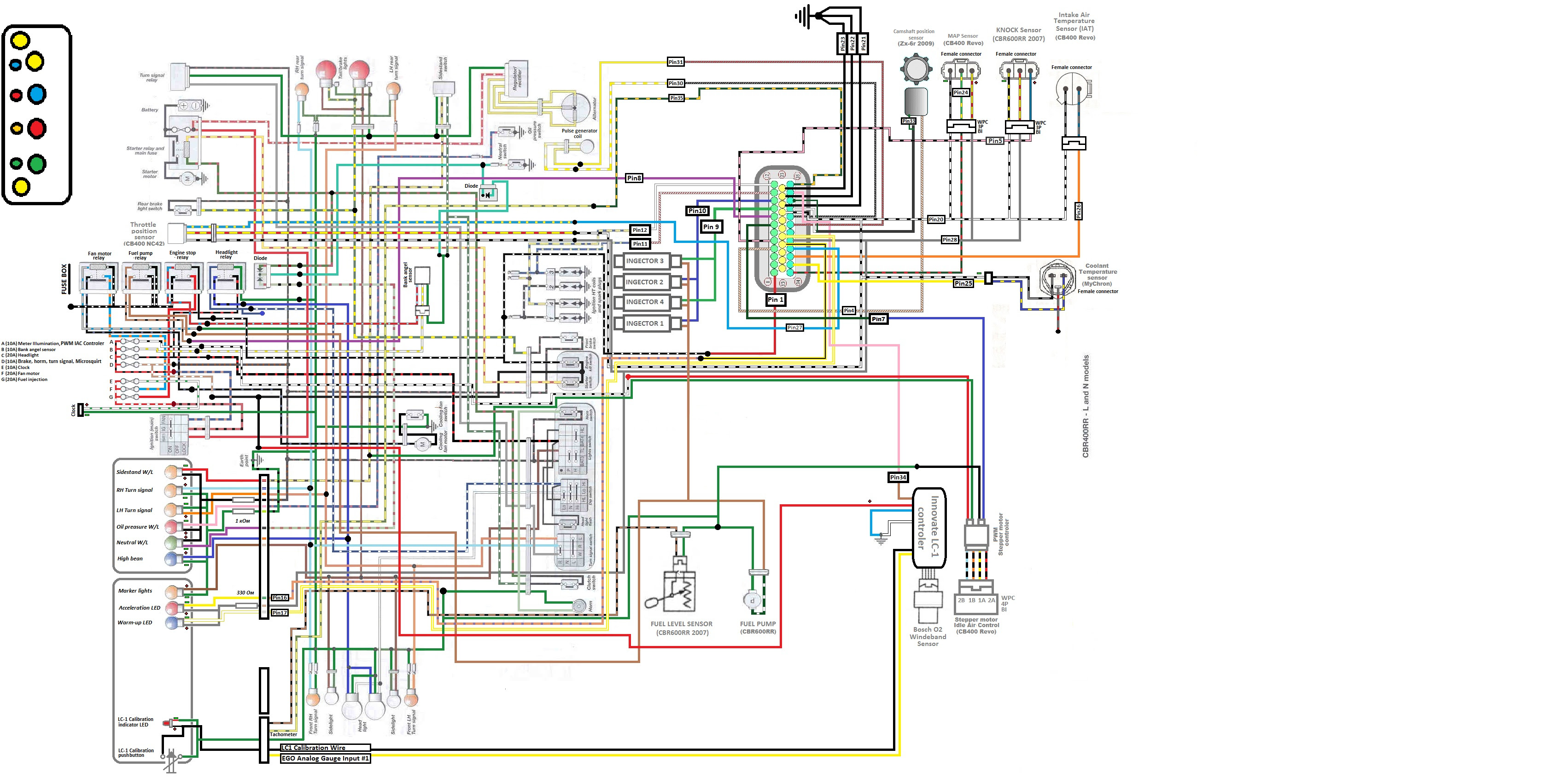 Honda Nc31 Wiring Diagram Wiring Diagram Series A Series A Pasticceriagele It