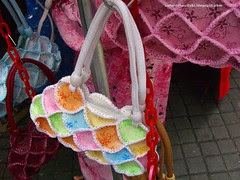 handmade bags colourful