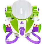 Disney Pixar Toy Story - Buzz Lightyear Space Ranger Armor with Jet Pack - white, green