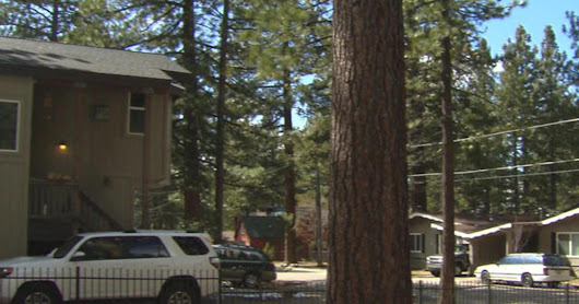 Battle over noise and parking fines for Lake Tahoe rentals - CBS News