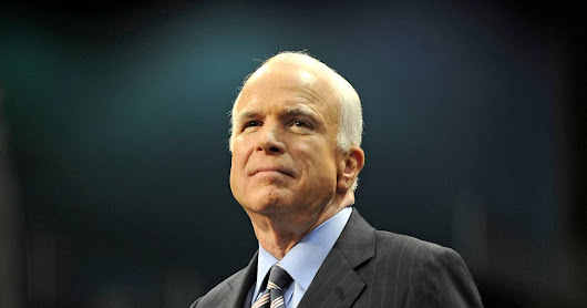 Sen. John McCain, independent voice of the GOP establishment, dies at 81