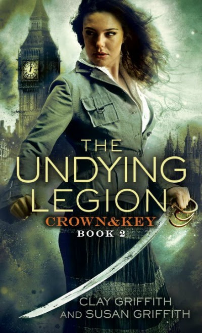 Book Review: THE UNDYING LEGION by Clay and Susan Griffith