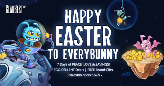 HAPPY EASTER TO EVERYBUNNY | Deals From Just $0.99