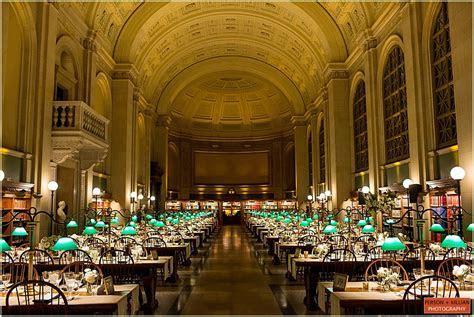 Copley Square Wedding at the Boston Public Library