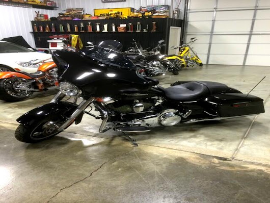 Used 2011 Harley-Davidson FLHX for Sale in Owingsville KY 40360 Steve Butcher Auto & Cycle Sales Inc