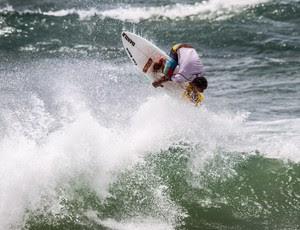 Elivelton Santos, surfista da Paraíba (Foto: Cláudio Damangar/Divulgação)