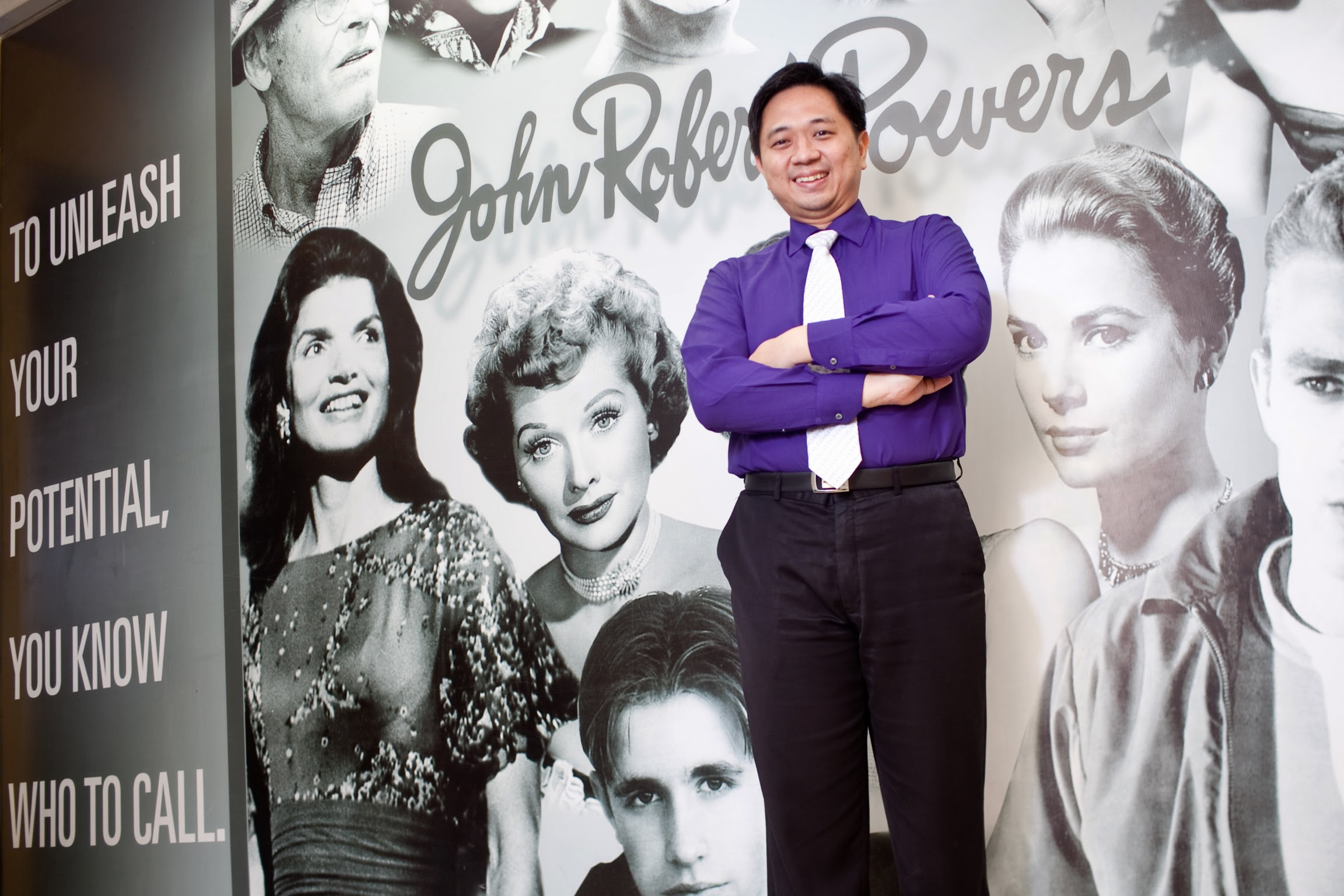 Promotion John Robert Powers