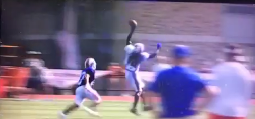 Sammy Watkins Makes Another Great One-Handed Catch - source: Barry PetcheskyHTTP/1.1 200 OK P3P: CP=...