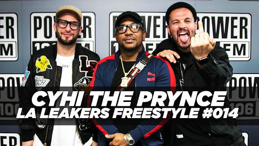 Cyhi The Prynce Drops Royal Bars On #Freestyle014
