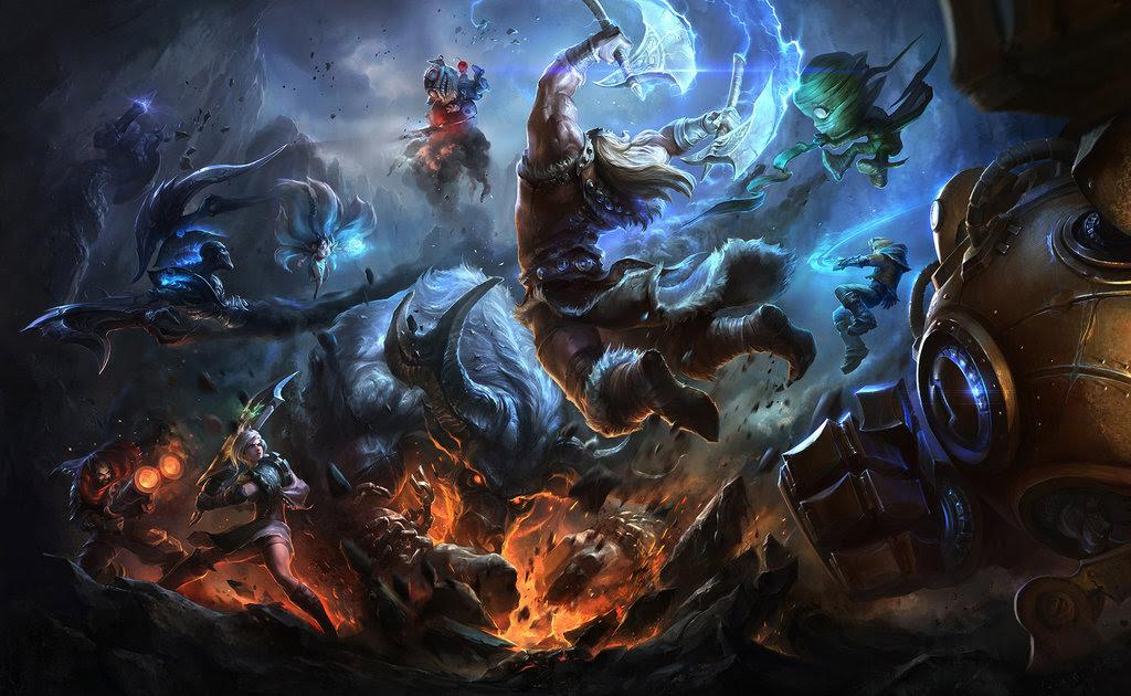 League Of Legends Wallpapers Sf Wallpaper