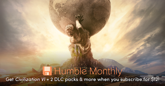 February 2018 Humble Monthly