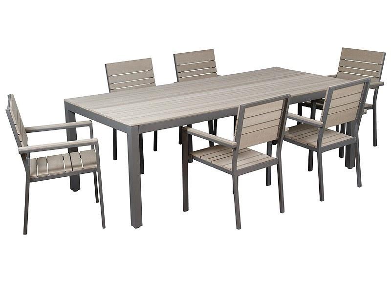 Dormitorio muebles modernos mesa y sillas para terraza for Mesas y sillas para terraza
