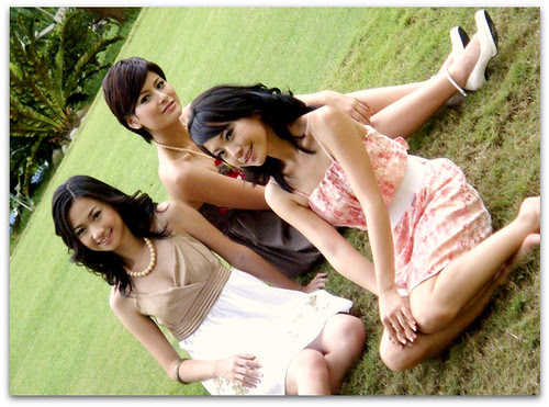 Miss Astro 2008 ~ Joey, Renee & LiNaa