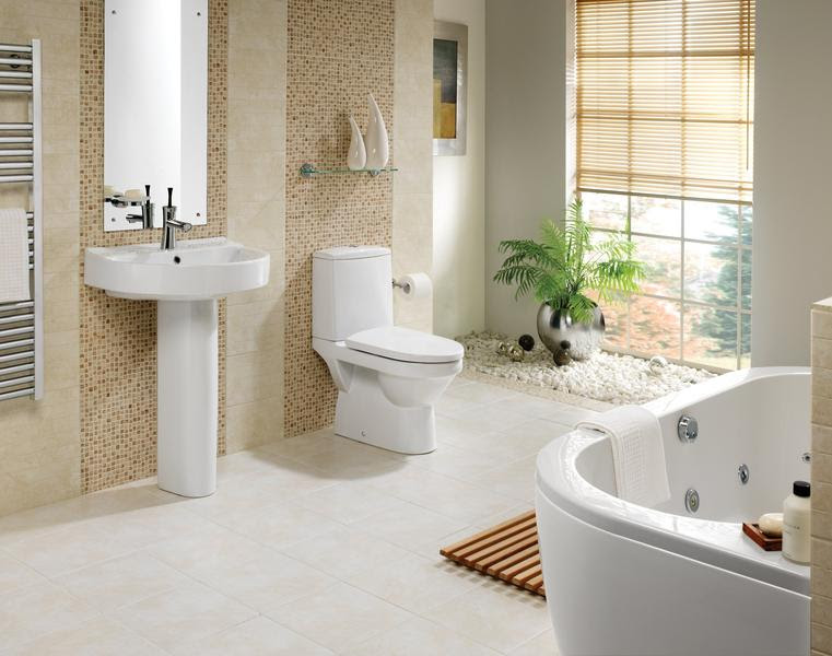 Turn Your Bathroom Into A Hi - Tech Zone - Designs From ...