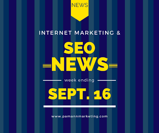 Google Removing Billions of Pages, + More in This Week's SEO News Update