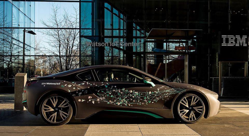 IBM y BMW fabricarán automóvil autónomo con el uso de alta tecnología