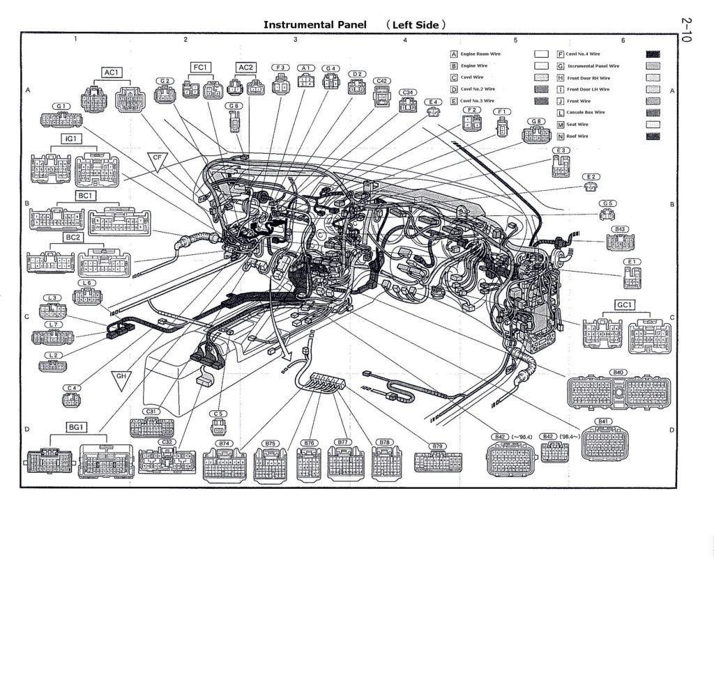 4 1 Haul System Diagram Wiring Schematic