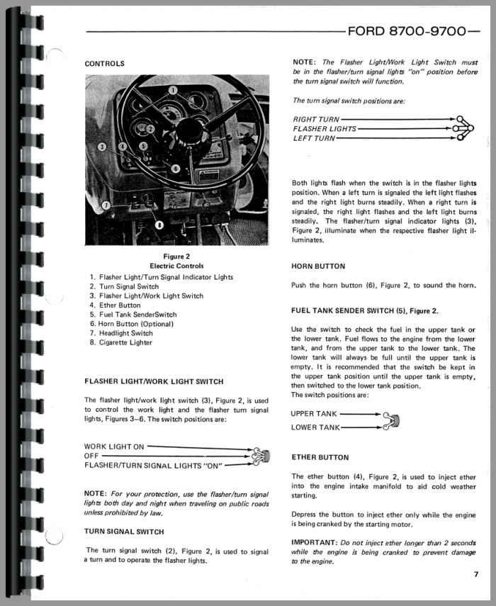 35 Ford 1600 Tractor Parts Diagram