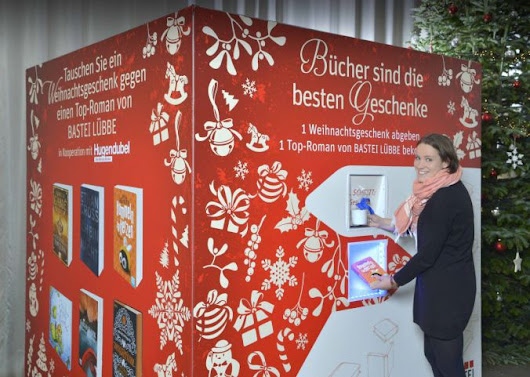 Exchange Unwanted Gifts for New Books in Germany