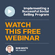 Video: Implementing A Successful Social Selling Program