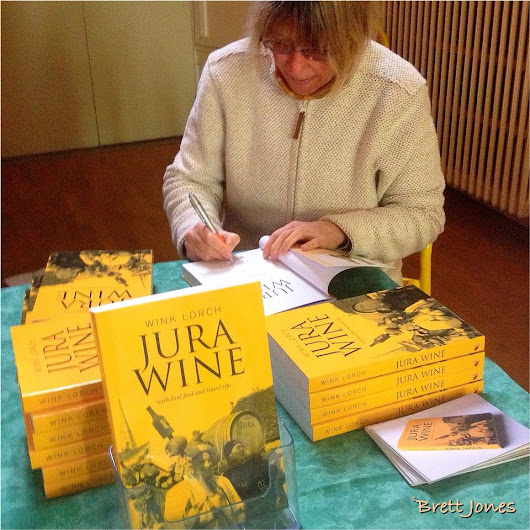Join me with the Jura Book in London, Geneva and Amsterdam