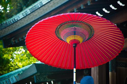 109) wagasa 和傘