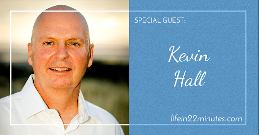 Episode 028 - Power of Words with Kevin Hall