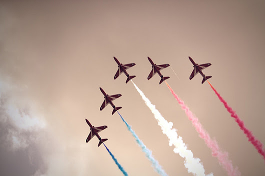 How to Photograph an Airshow