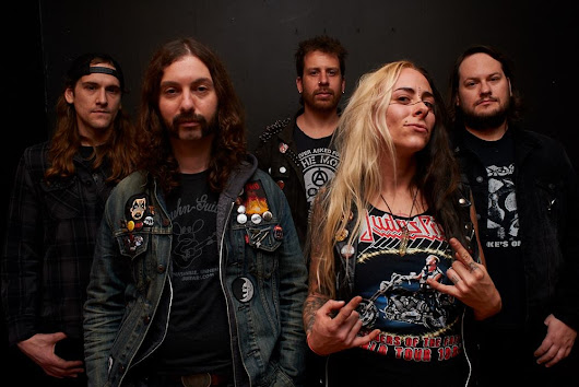 Lady Beast Release Official Video for Title Track from 'Vicious Breed'