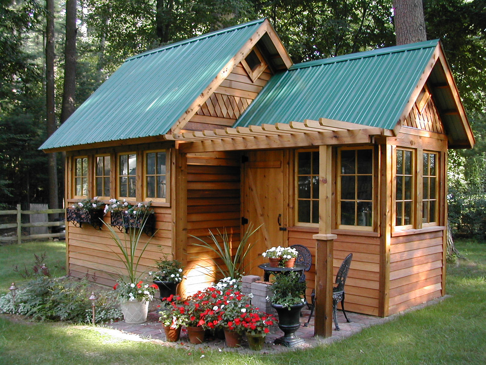 Modern shed plans free Learn how