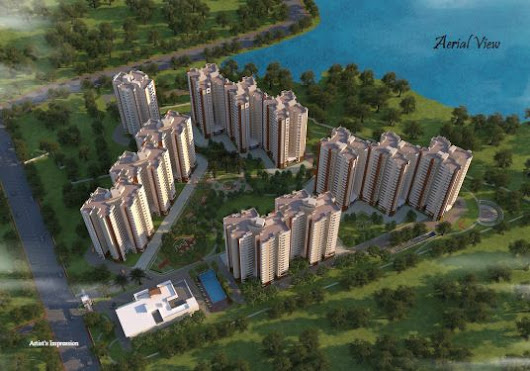 Prestige Lake Ridge Pre Launch