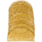 Mission Foods Yellow Corn Taco Shell - 25 count per pack -- 8 packs per case.
