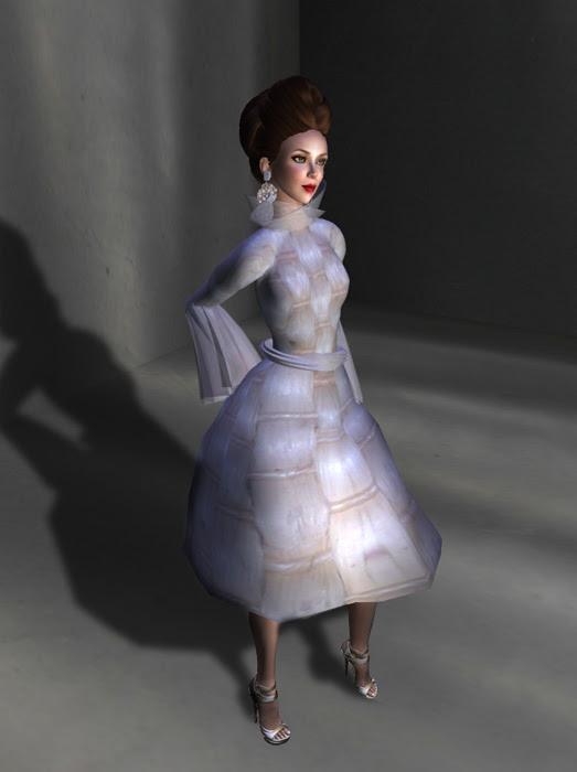 Niven 10 Linden Tendon Dress