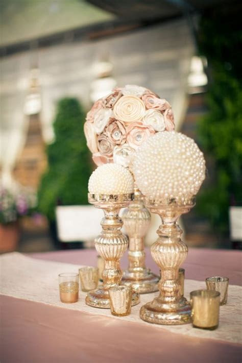 15 Glamorous Vintage Pearl Wedding Ideas You Can't Miss