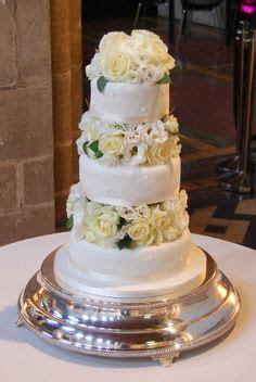 Elegant Round Wedding Cake http://www.weddingheart.co.uk