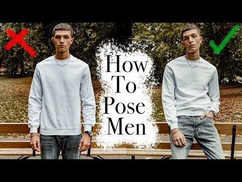 Beneficial Perfect Tips for Posing Men