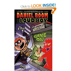 Game On! #3 (DANIEL BOOM AKA LOUD BOY)