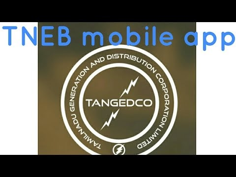 Tangedco Mobile App Official Tneb Online Utility And