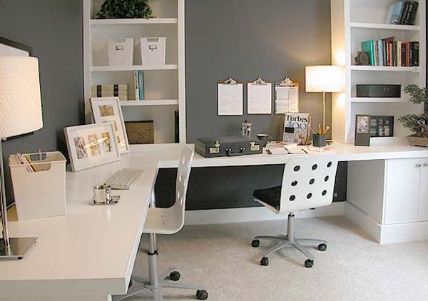 Home Office Design Ideas | InteriorHolic.