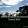 All Citizenship Investment Events 2017 Calendar Conferences, Summits and Meetings of the immigration Industry