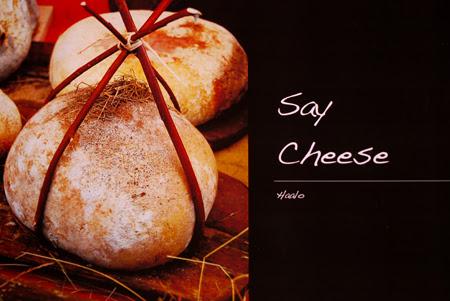 Say Cheese - book ©