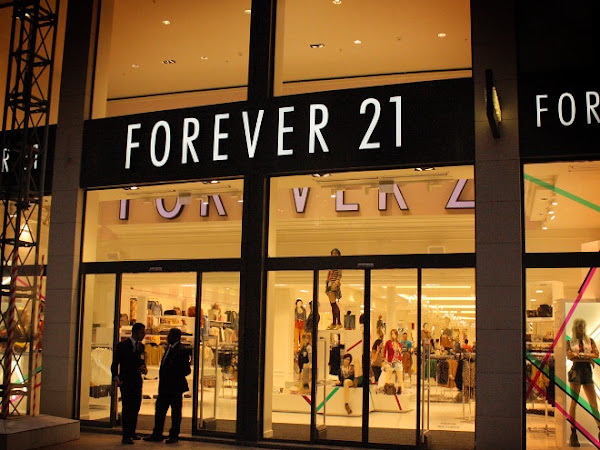 F21 Brussels: Exclusive Shop Preview!