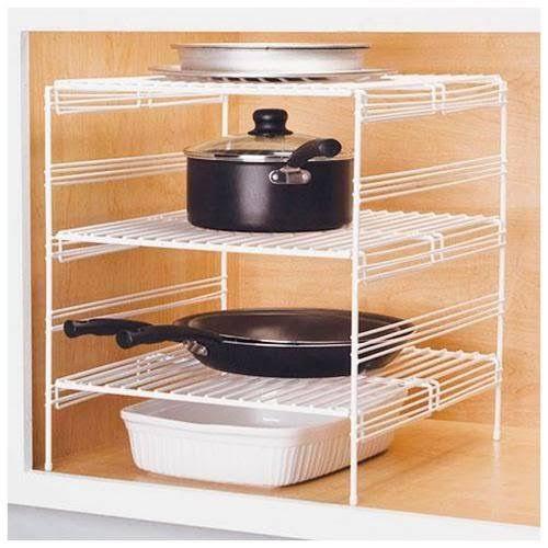 Panacea - 40918 - 18 Triple Helper Shelf